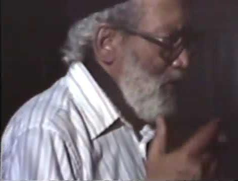 Alberto Guerreiro Ramos idoso UFSC aula