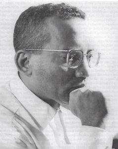 Alberto Guerreiro Ramos pensando