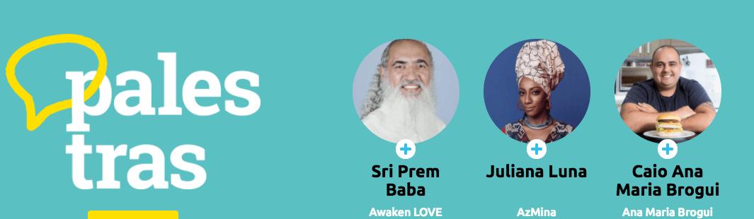 Festival Path Palestras Prem Baba
