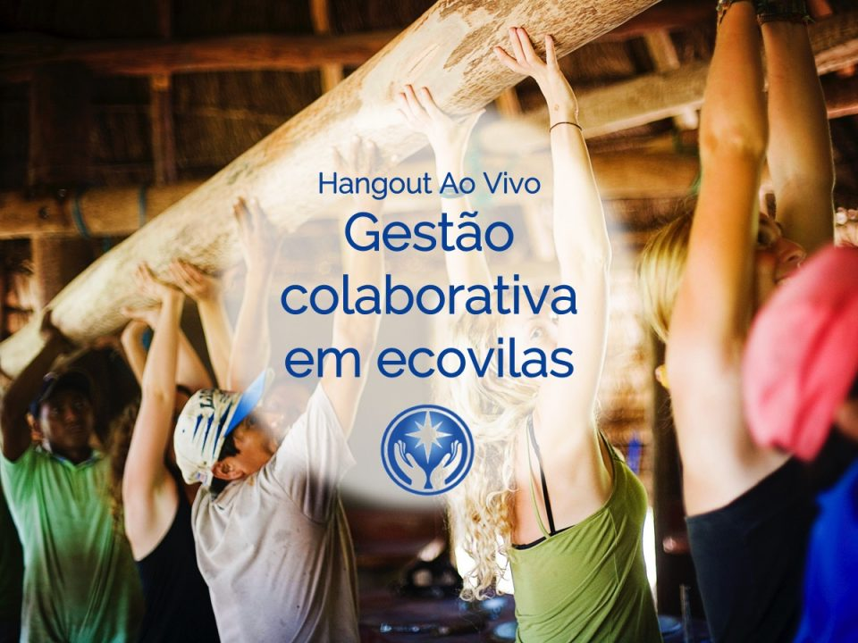Gestão Colaborativa Ecovilas Hangout