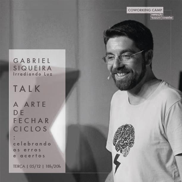 Gabriel Siqueira Coworking Camp