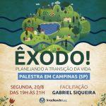 Palestra Exodo Campinas