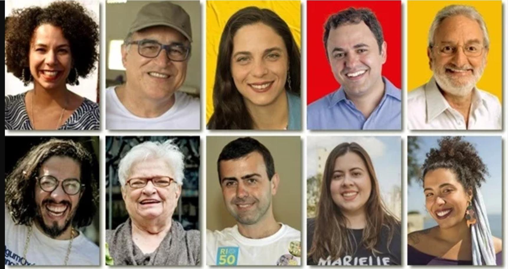 Bancada do PSOL na Câmara dos Deputados dobra de tamanho